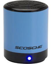 Scosche bluetooth reproduktor boomCan BT, modrý