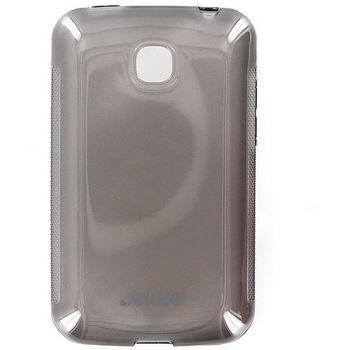 Jekod TPU silikonový kryt LG Optimus L3 II, černá