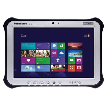 "Panasonic Toughpad FZ-G1, Full HD 10,1"", 128GB SSD"