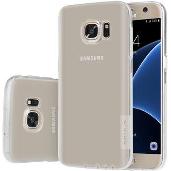 Nillkin pouzdro Nature TPU pro Samsung Galaxy S7, transparentní