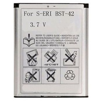Sony Ericsson baterie BST-42 930mAh eko-baleni