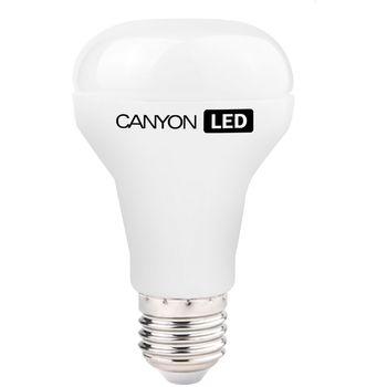 Canyon LED žárovka, (ekv. 40W) E27, reflektor mléčná, 6W, 470 lm, teplá bílá 2700K