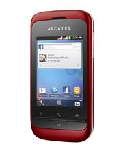Alcatel One Touch 903D Dual-Sim červený