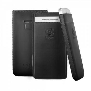 Bugatti Pure Premium leather case pro Apple iPhone 6 4.7, černá