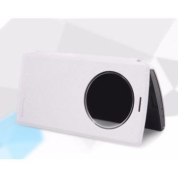 Nillkin Sparkle S-View Pouzdro pro LG G4 Stylus, bílý