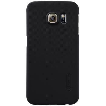 Nillkin Super Frosted Zadní Kryt pro Samsung G928 Galaxy S6 Edge+, černý