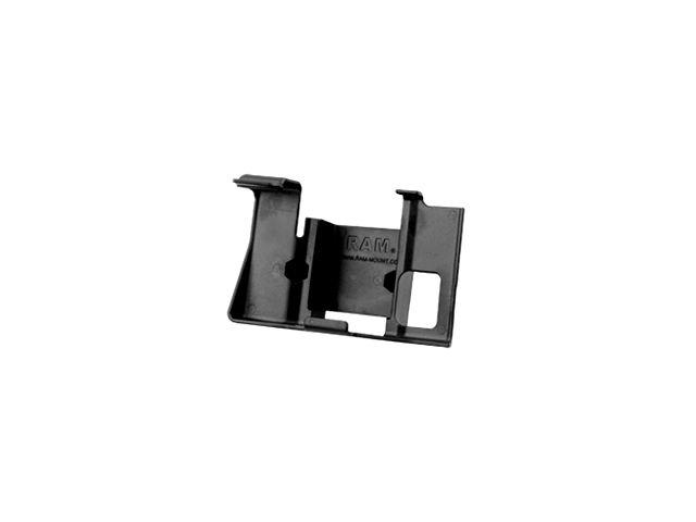 obsah balení RAM Mounts držák na Garmin zumo 660, nuvi 600, 610, 650, 660, 670, 680 do auta s extra silnou přísavkou na sklo, sestava RAM-B-166-GA23U