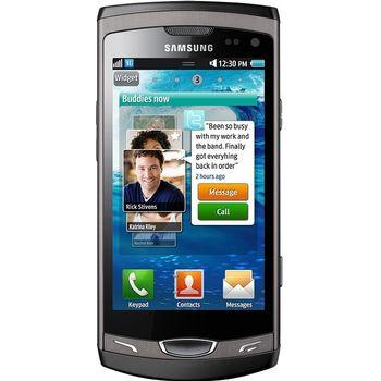 Samsung Wave II S8530 Ebony Grey
