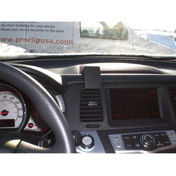Brodit ProClip montážní konzole pro Nissan Murano 09-14, na střed