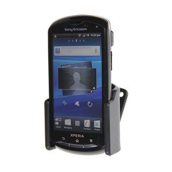 Brodit držák do auta na Sony Ericsson Xperia Pro bez pouzdra, bez nabíjení