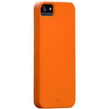 Case Mate Barely There case pro Apple iPhone 5 - elektrizující oranžová