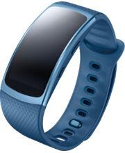 Samsung chytré hodinky Gear Fit2, modré