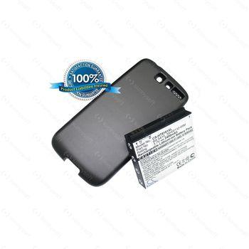Baterie (ekv. BA-S410) pro HTC Desire, rozšířená včetně krytu, Li-Ion 3,7V 2400mAh