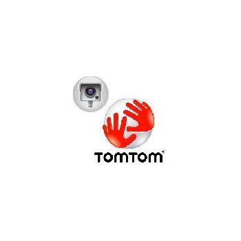 TomTom Bezpecnostní kamery - Předplatné na 1 rok