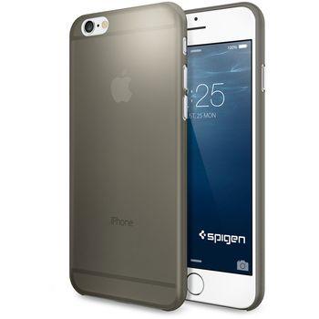 Spigen pouzdro Air Skin pro iPhone 6, šedá