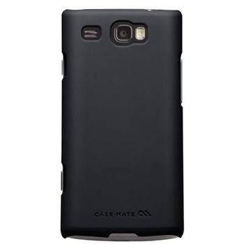 Case Mate pouzdro Barely There Black case pro Samsung Omnia W i8350