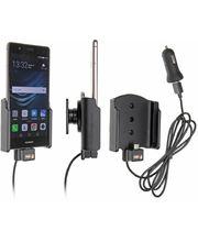 Brodit držák do auta na Huawei P9 bez pouzdra, s nabíjením z cig. zapalovače/USB