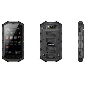 Aligator RX400 eXtremo Dual SIM, černá