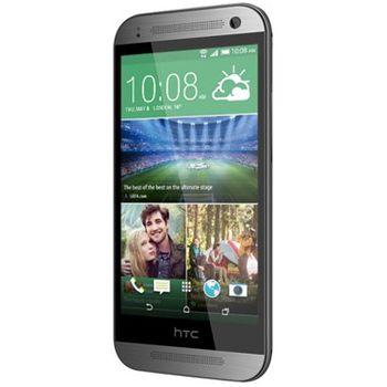 HTC One mini 2 (M8), šedý