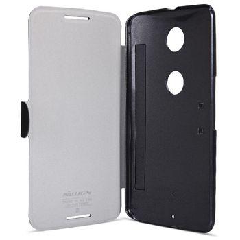 Nillkin flipové pouzdro Fresh Folio pro Motorola Nexus 6, černá