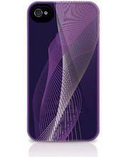 Belkin iPhone 4/4S ochranné pouzdro Emerge 021, fialové (F8Z862cwC01)