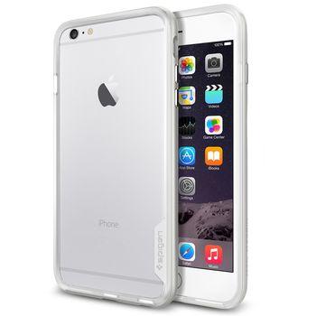 Spigen pouzdro Neo Hybrid EX pro Apple iPhone 6 Plus, stříbrná