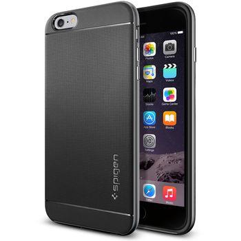 Spigen pouzdro Neo Hybrid pro Apple iPhone 6 Plus, šedá