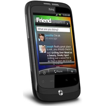 HTC Wildfire Black