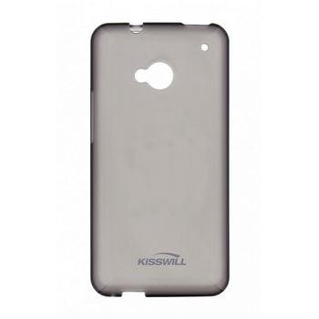 Kisswill TPU ochranný kryt pro Samsung G360 Galaxy Core Prime, černý