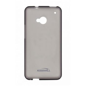 Kisswill TPU pouzdro pro Microsoft Lumia 550, černé