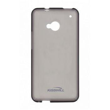 Kisswill TPU ochranný kryt pro HTC Desire 610, černý