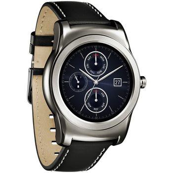 LG W150 Watch Urbane, stříbrné, rozbaleno, záruka 24měsíců
