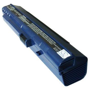 Baterie CS-ACZG5RT pro Acer Aspire One A150/D150/D250, Li-Ion, 10400 mAh, černá