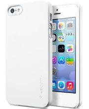 Spigen UltraFit pouzdro pro iPhone 5/5S, bílá