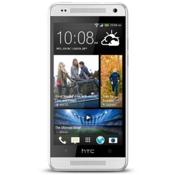 HTC One mini, stříbrný