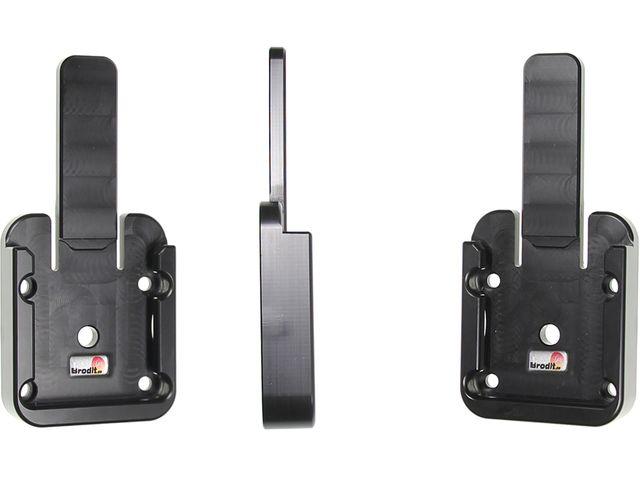 obsah balení Brodit sestava otočného montážního podstavce, MultiMove clipu a nastavitelného držáku pro tablet, 140-195mm, bez nabíjení (215856)