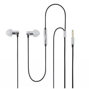 Samsung sluchátka stereo EHS71ASNS s ovladačem, 3,5 mm, stříbrná