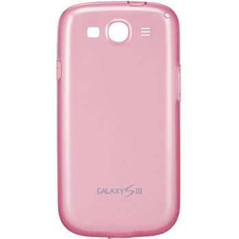 Samsung protective cover EFC-1G6WPE pro Galaxy S III (i9300), Pink