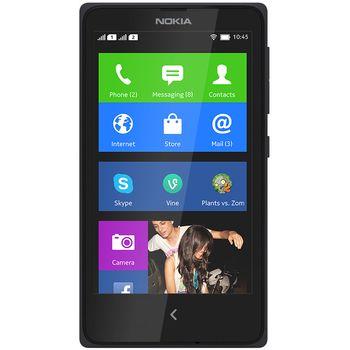Nokia X Dual Sim černá